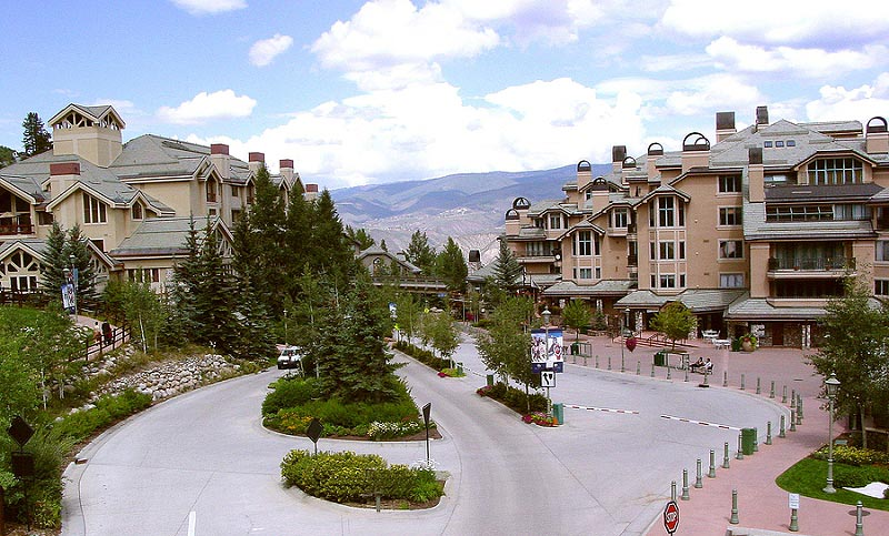 The Beaver Creek Resort in Avon, Colorado