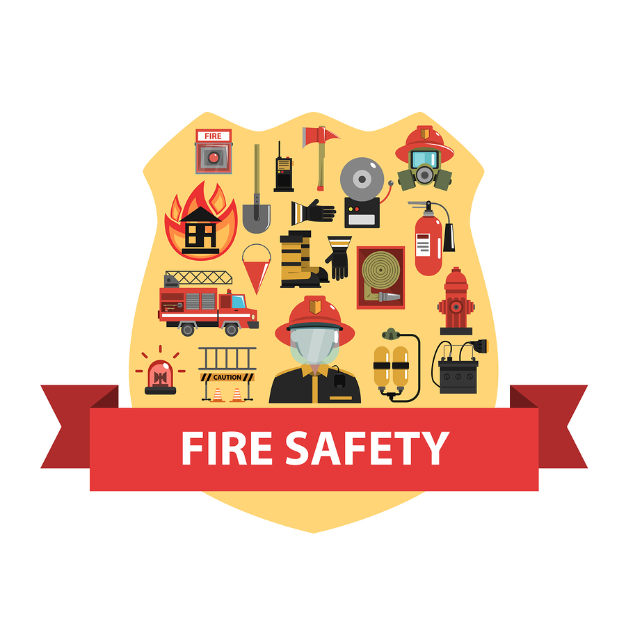 basic fire safety preparations