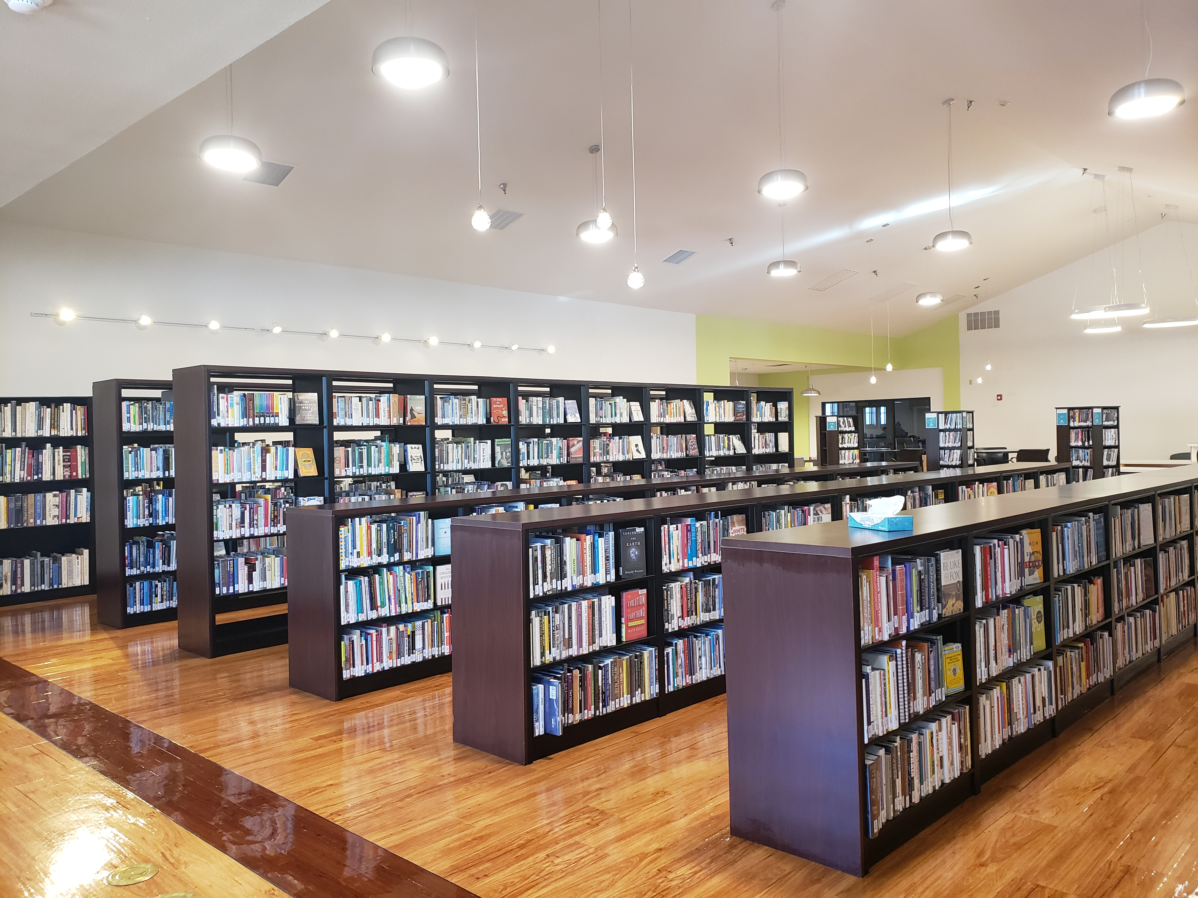 Colorado Mountain College Leadville Campus Library Remodel