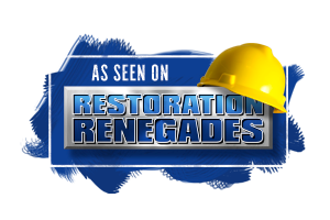 Restoration Renegades Logo for KW Restoration